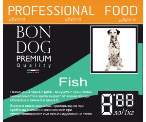 Bon Dog Fish 15kg