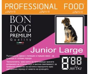 Bon Dog Junior Large 15kg