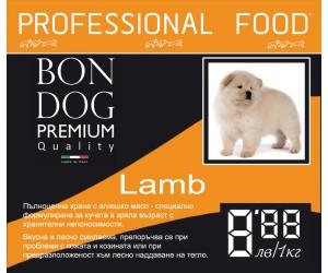 Bon Dog Lamb 15kg