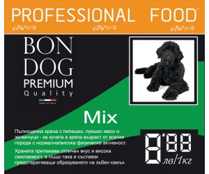 Bon Dog Mix 15kg