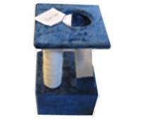 Cat tree 30x30x51cm - dark blue