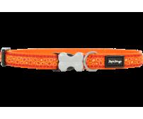 Collar Bedrock Orange Small 12mm / 20-32cm