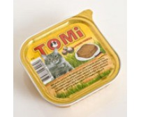 Tomi pate for cats 100g -  chicken and liver