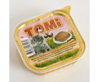 Tomi pate for cats 100g -  shrimps
