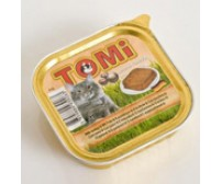 Tomi pate for cats 100g -  turkey