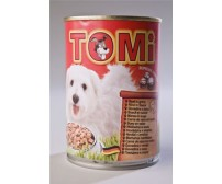 Tomi can for dogs 400g -  beef