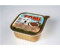 Tomi Junior pate for dogs 150g -  chicken