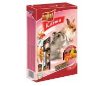 Vitapol hamster and rabbit fruit food 350g