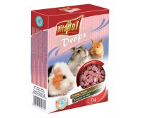 Vitapol rodent drops with forest fruits 75г