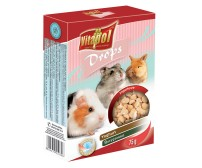 Vitapol rodent drops with yoghurt 75г