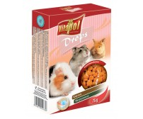 Vitapol rodent drops with carrots 75г